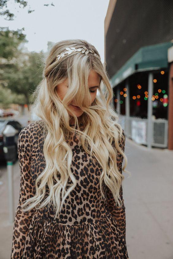 pricheska s pusnata kosa za nova godina