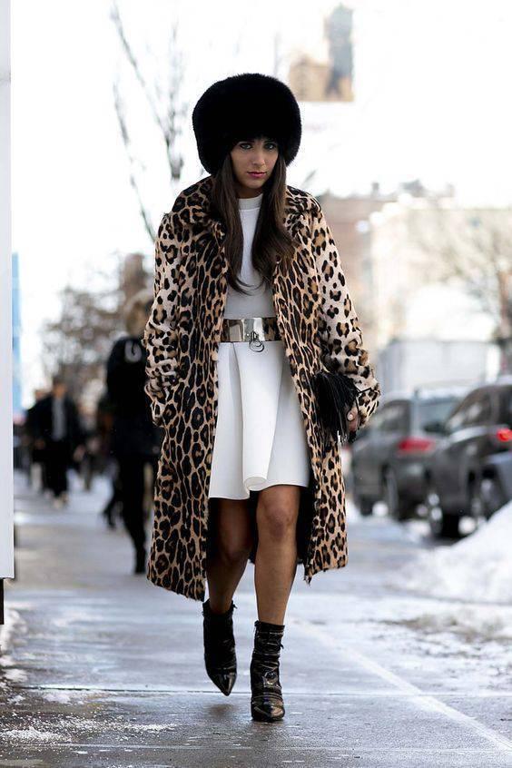 leopardovo palto