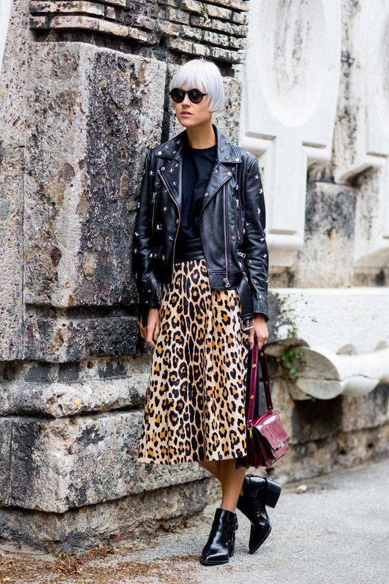 jivotinski print leopardova pola