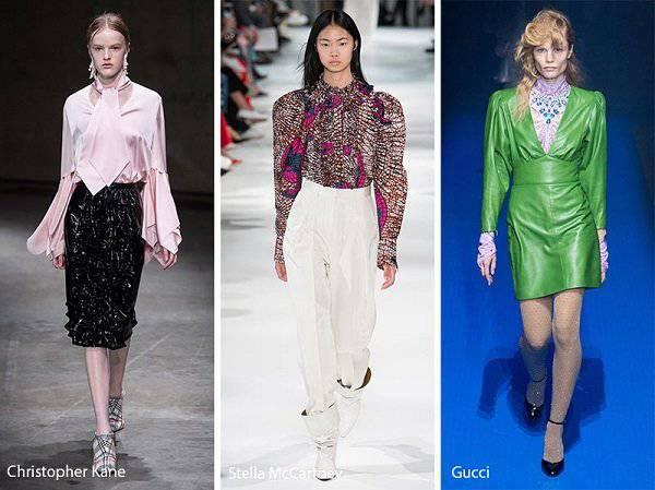 modni tendencii prolet 2018