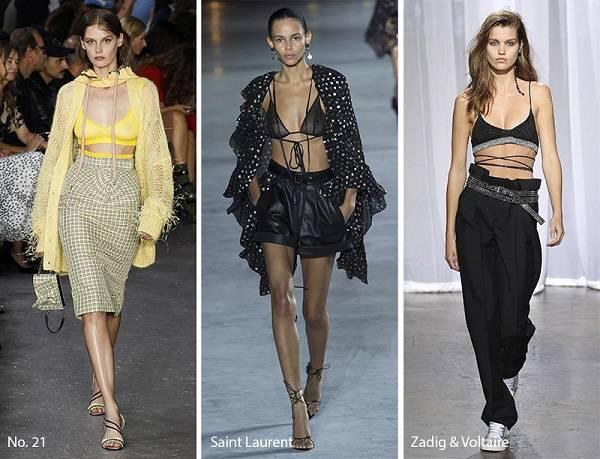modni tendencii 2018 prolet lqto