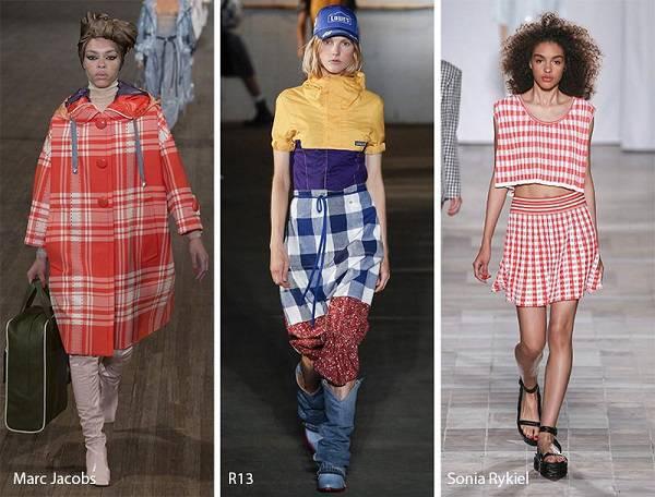 modni tendencii prolet lqto 2018 kare