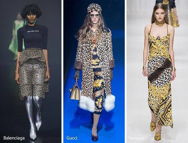 modni tendencii prolet lqto 2018 leopardov print
