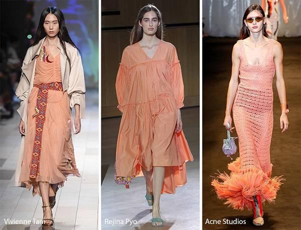 modni tendencii cvetove 2018 prolet lqto