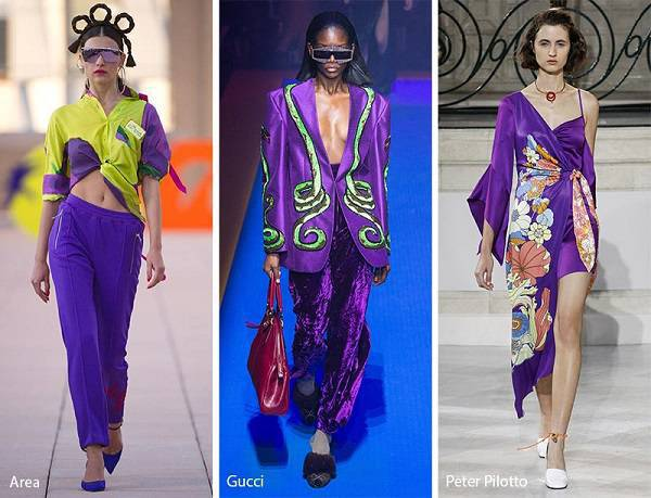 modni tendencii cvetove 2018 ulraviolet