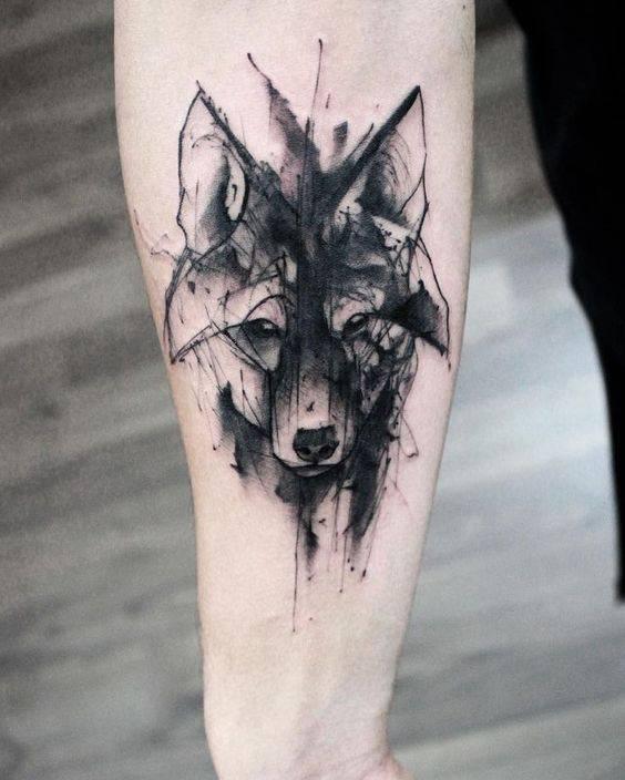 tatuirovka vulk za ruka