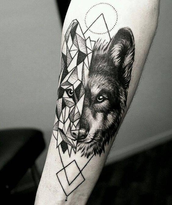 tatuirovka vulk za muje