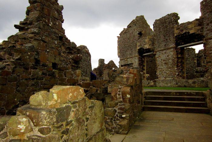 Dunluce castle irlandiq