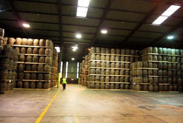 uiski fabrika irlandiq