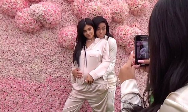 bebeshkoto parti na Kylie Jenner