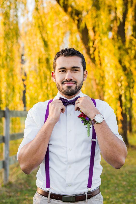 idei za svatbena dekoraciq v ultraviolet