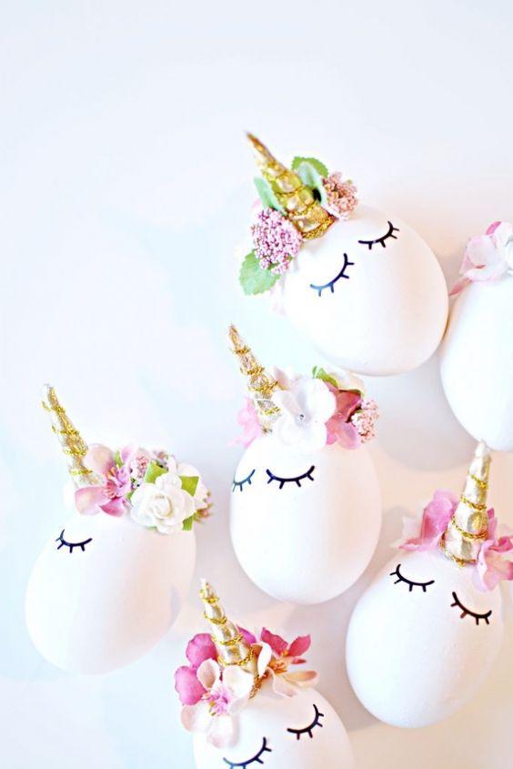 украса на Великденски яйца