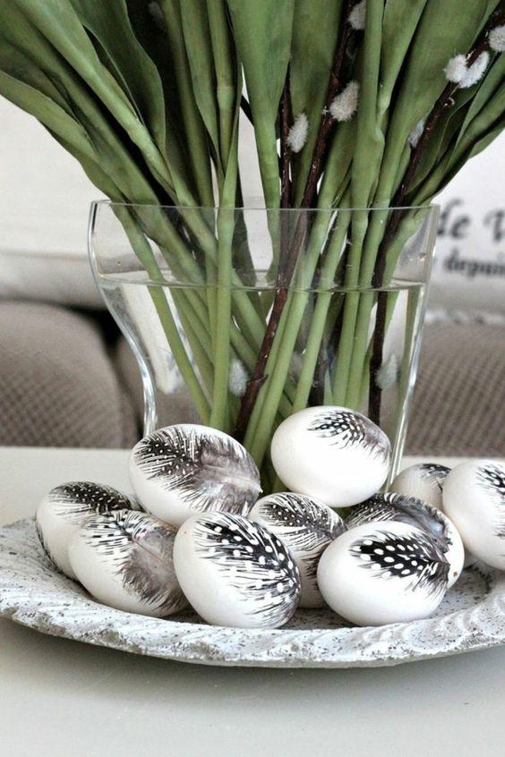 украса за великденски яйца