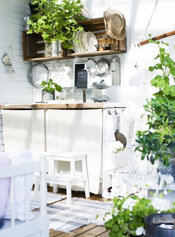лятна кухня