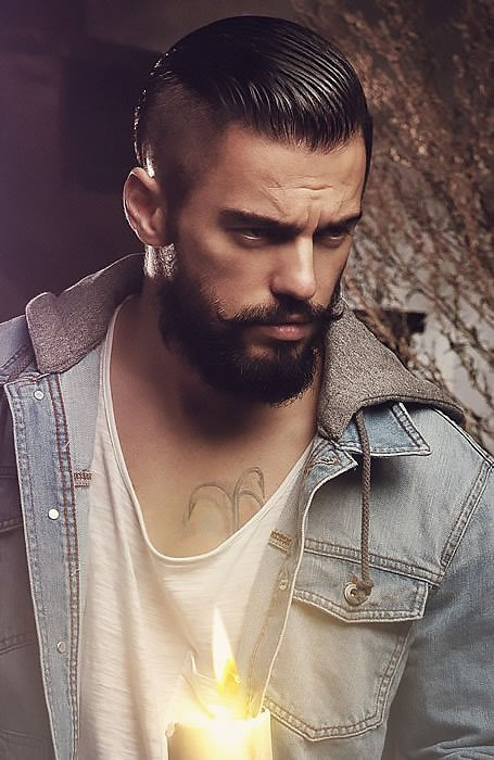mujki pricheski 2018 s brada