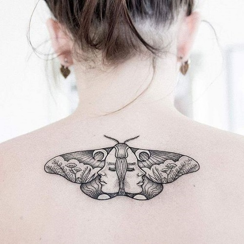 tatuirovka peperuda