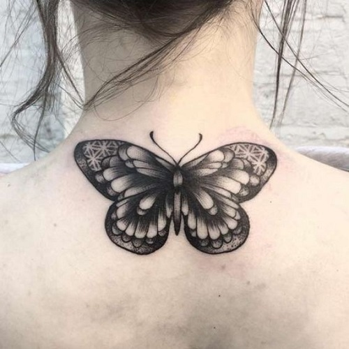 татус пеперуда