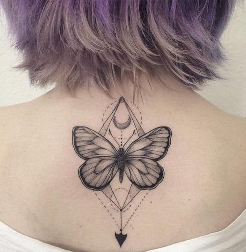 tatuirovka peperuda za gurba