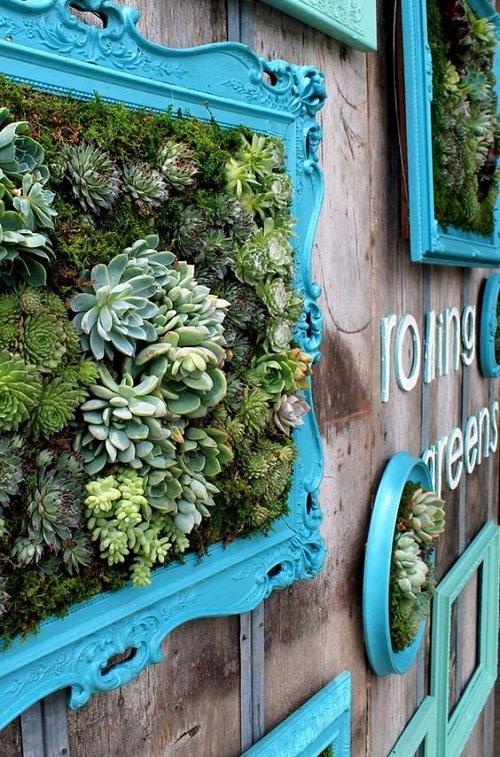 Декорация за градината – 50 креативни идеи