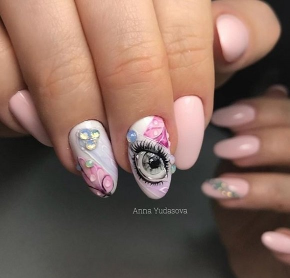 dekoraciq na manikura