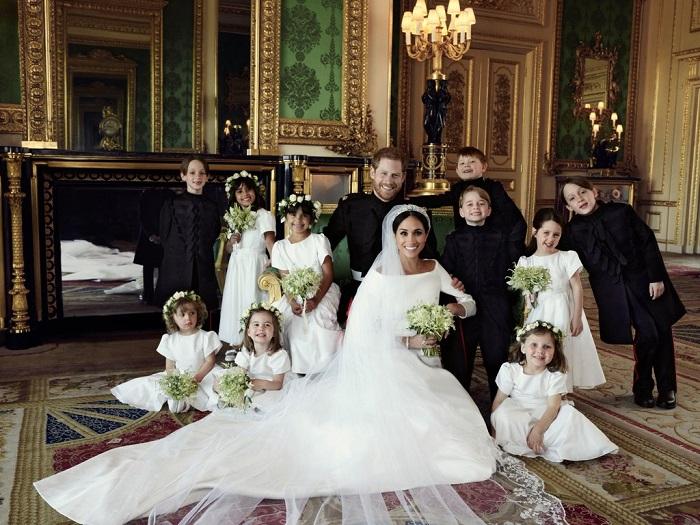 svatbata na princ hari i megan markal