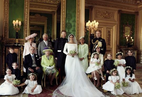 svatbata na princ hari i megan markul
