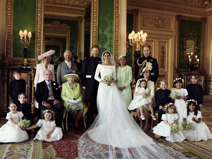 kralskata svatba na princ hari i megan markul