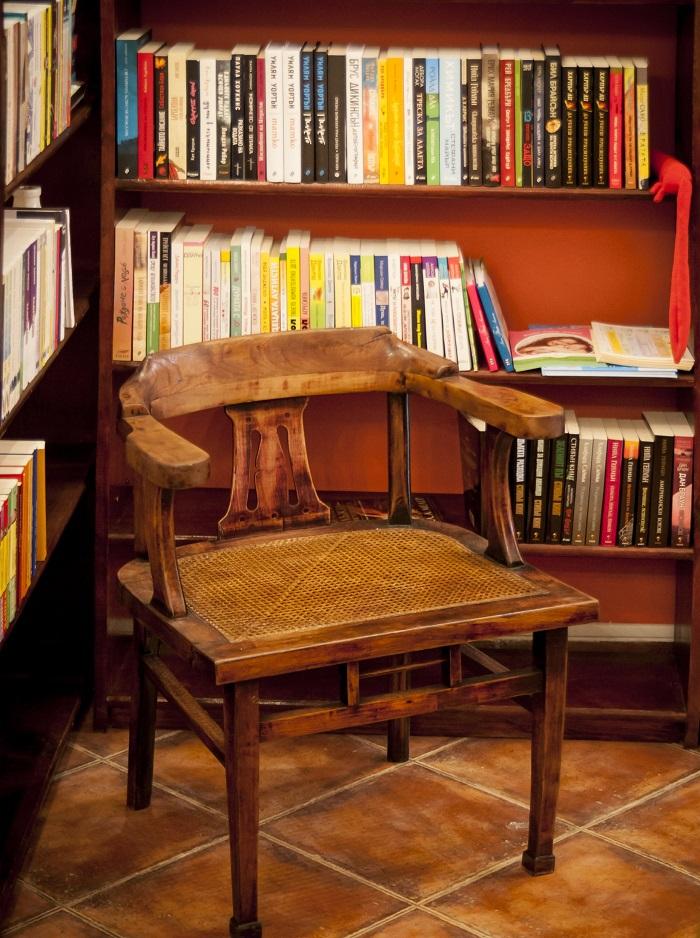 Fox book cafe v sofiq