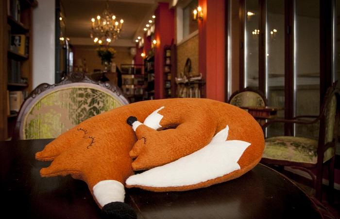 Fox book cafe sofiq
