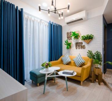 interior na maluk apartament
