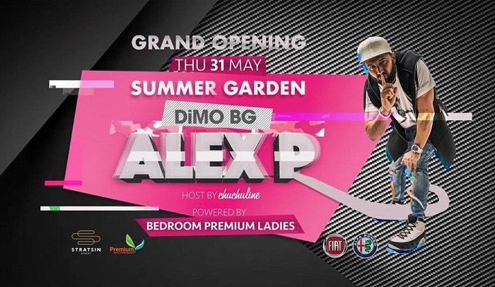 summer garden sofiq grand opening