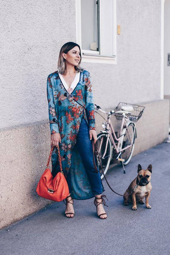 kak se nosi kimono