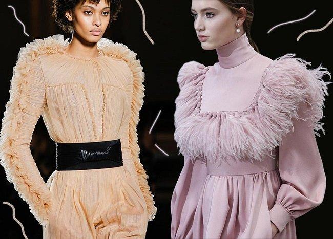 modni tendencii cvetove esen zima 2018 2019