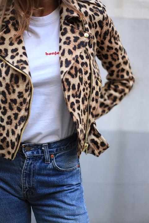 leopardov print