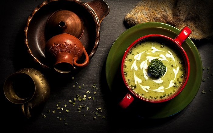 Рецепта за крем супа от броколи