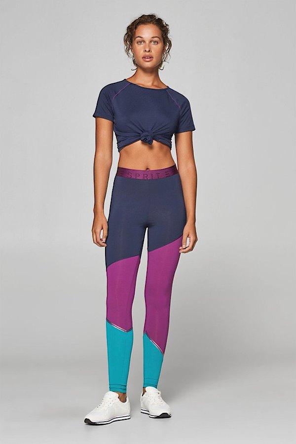 спортно облекло за пилатес