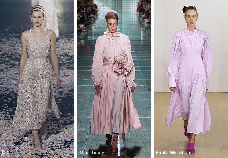 Модни тенденции 2019 пролет/лято