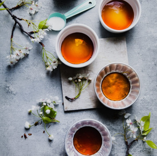 рецепта за крем карамел