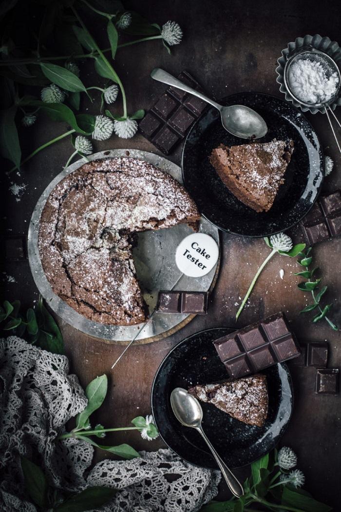 шоколадов кекс брауни
