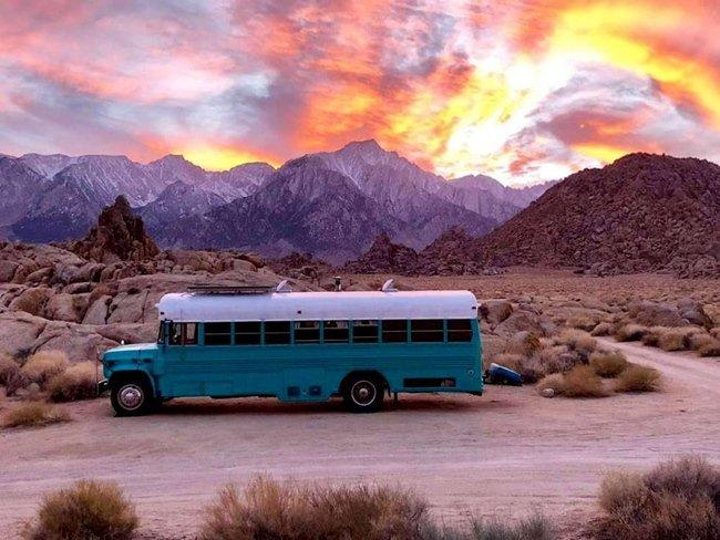 съновник автобус
