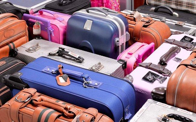 съновник багаж