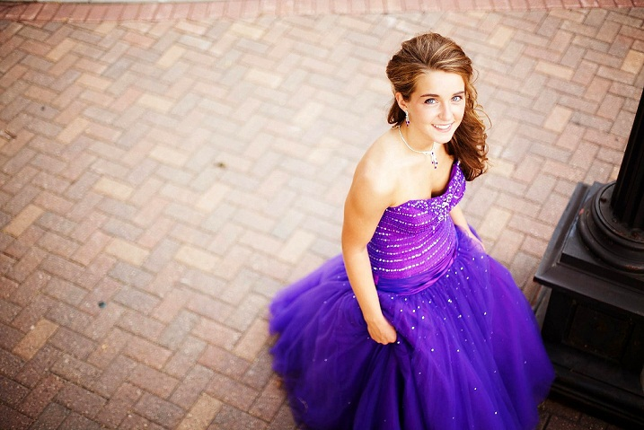 съновник бална рокля