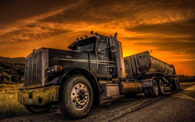 Съновник:Голям камион