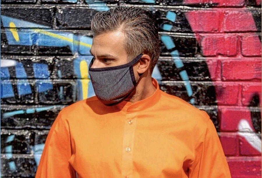 #МислиЦветно – позитивна инициатива с цветни маски